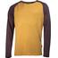 Lundhags Merino Light Raglan Shirt Men Gold/Acaj